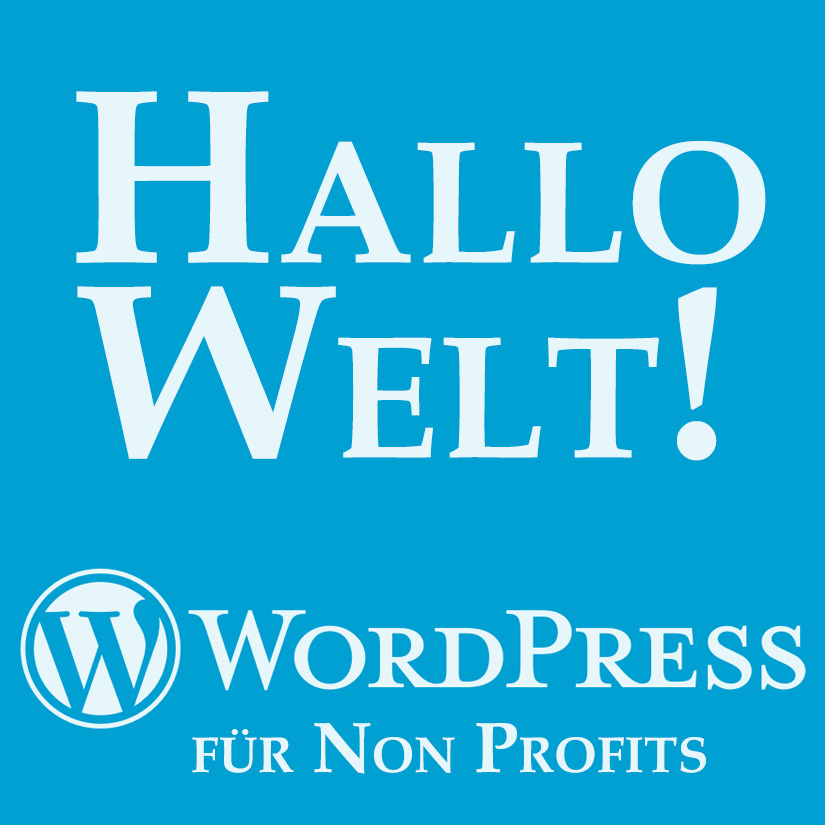 Workshops - Wordpress für Non Profits