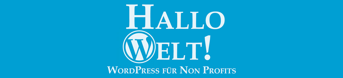 Wordpress für Non Profits