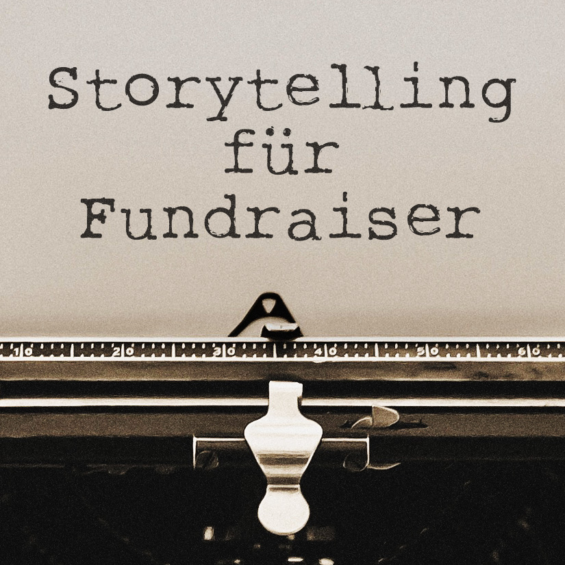 Workshops - Storytelling für Fundraiser